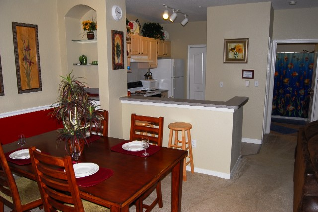 Vacation home for rent close to Disney World - Dinning Room 2