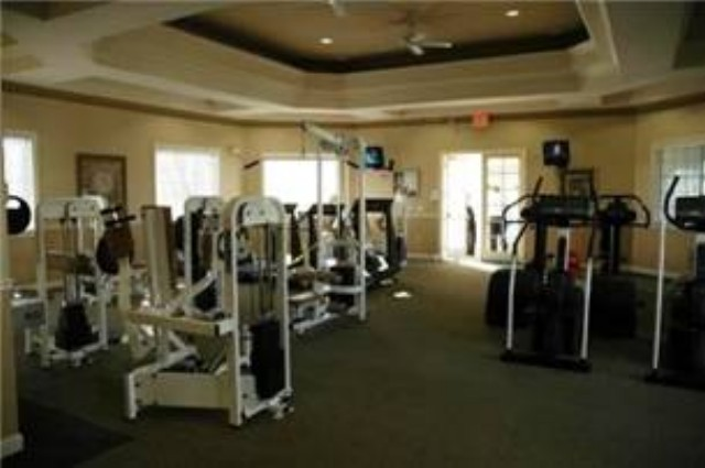 Vacation home for rent close to Disney World - Exercise Room