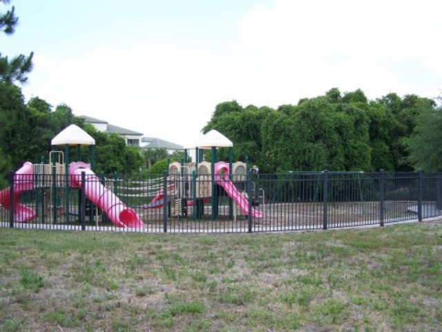 Vacation home for rent near Disney World - Kids Playground