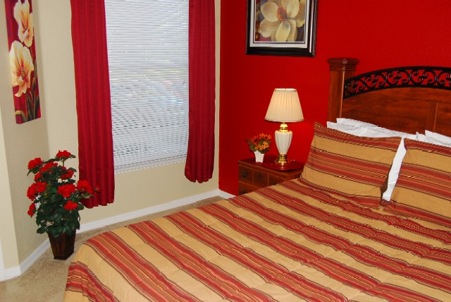 Vacation home for rent in Kissimmee - Master Bedroom 2